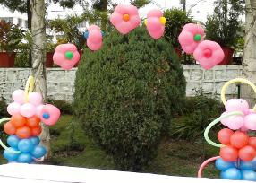 Balloon Decoration in Delhi