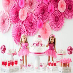 american girl theme party planner