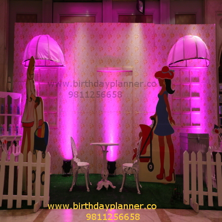 party planner for birthday party