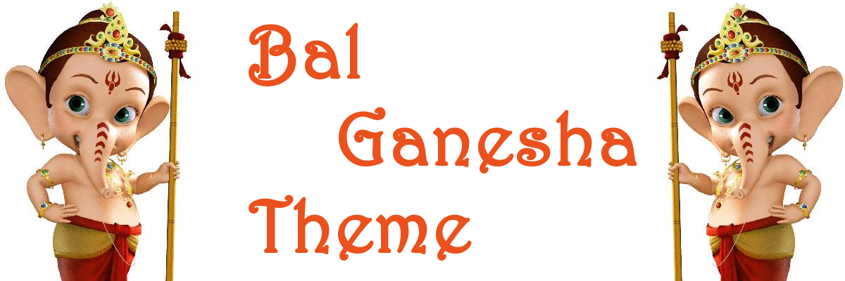 bal ganesha theme party planner