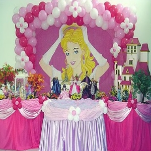 barbie theme party for birthday party