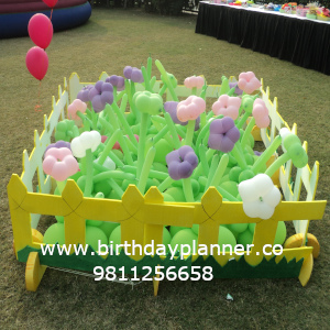 Best Barnyard theme party idea