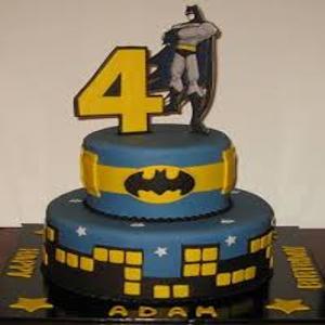 Batman theme party for boys birthday party