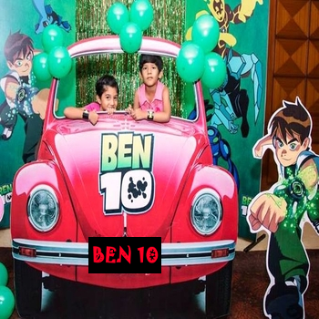 ben ten theme party