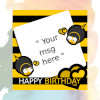 birthday invitation card designer