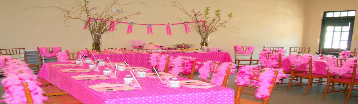 Barbie Theme Party Planner In Delhi