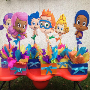 bubble guppies theme party with best idea
