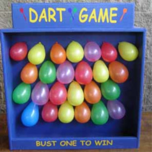 dart game for hire