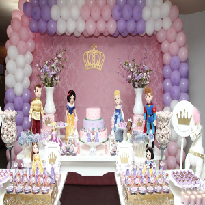 carousel theme party planner for girls party