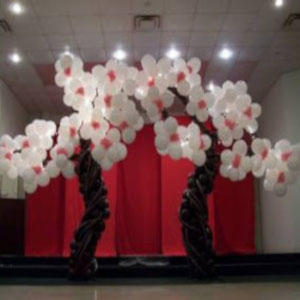 cherry blossom theme party planner in india