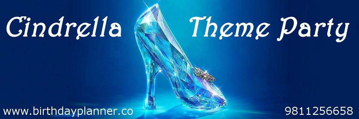 Cinderella Theme Party Planner