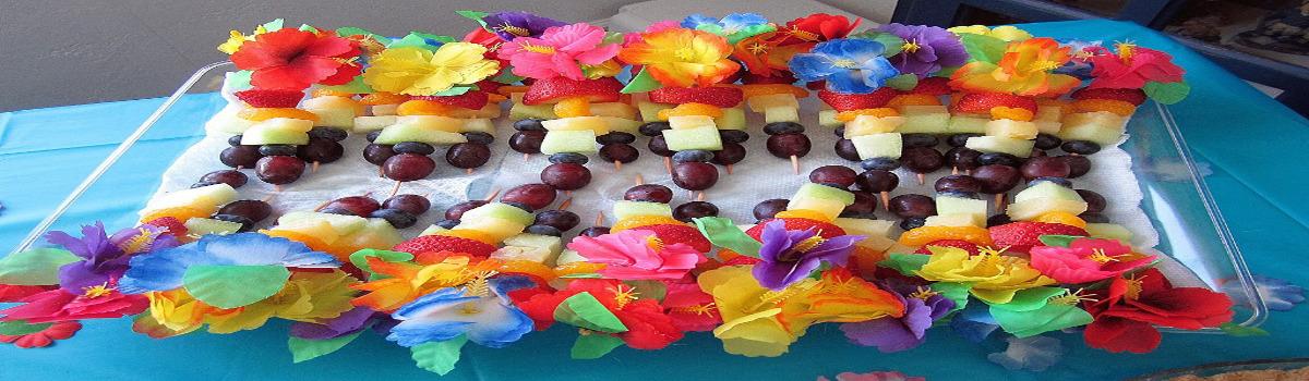 color theme party planner
