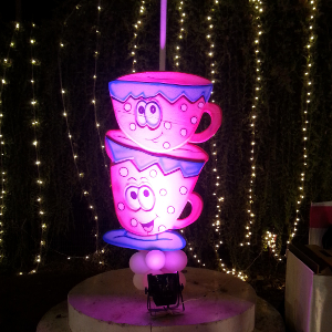 cup & saucer theme party ideas