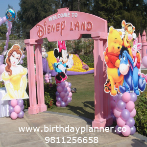 best disney theme party decorator