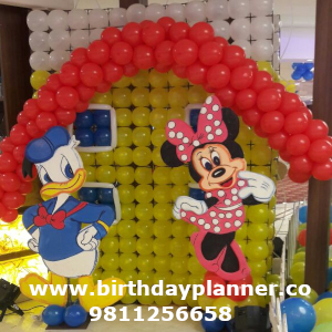disney theme party for kids party