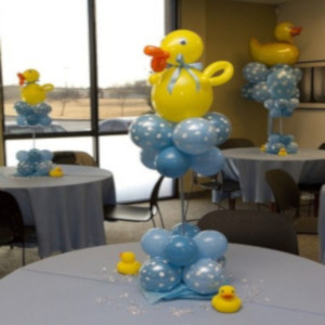 duck theme party planner for party