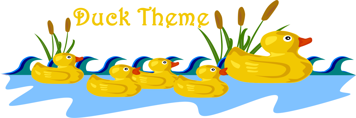 duck theme party planner