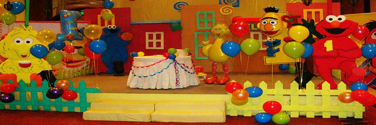 elmo theme party delhi