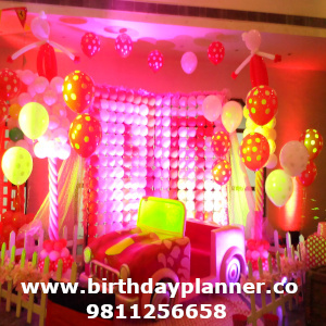 fast track theme for birthday party