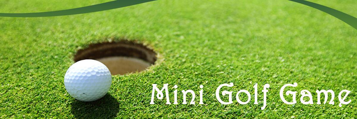 mini golf on rent in delhi