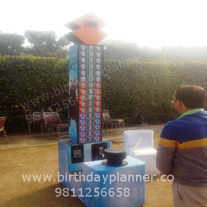 Hammer game for outdoor party