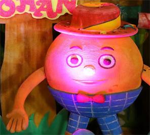 humpty dumpty theme party organiser