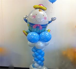 humpty dumpty theme party decorator