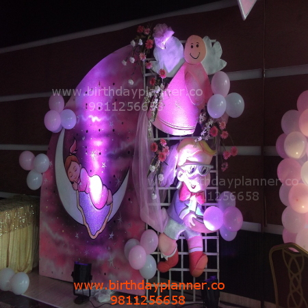 decoration for girls birthday party