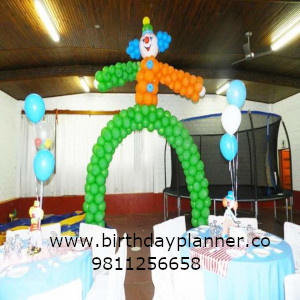 circus theme party planner in india