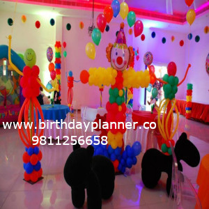 joker theme for birthday party