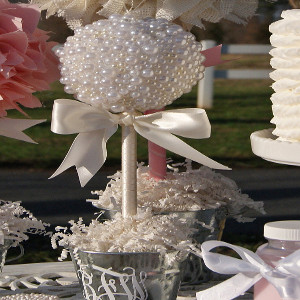 pearls theme party for girls