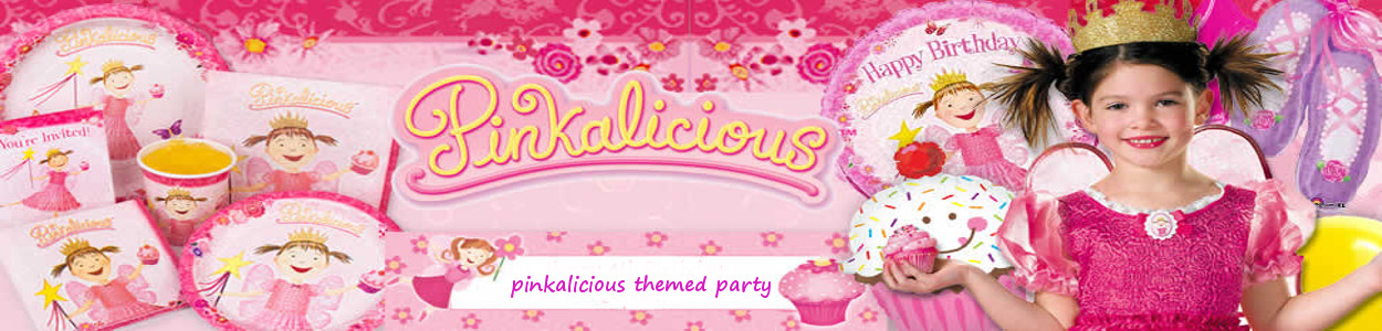 Pinkalicious Theme Party Ideas
