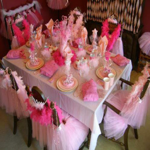 pinkalicious theme party for girls