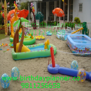 Beach Theme Party Planner