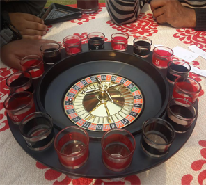 roulette game for corporate