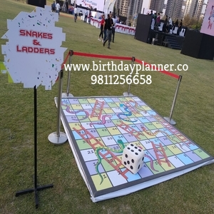 snake and ladder game on rent