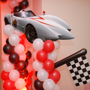 speed racer theme party ideas