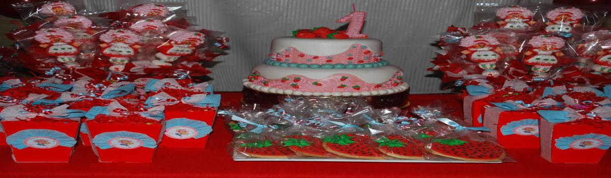 strawberry shortcake theme party planner