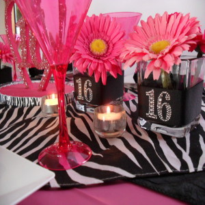 sweet 16 theme party planner in nidia