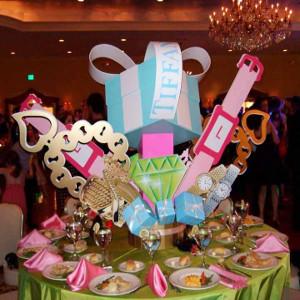 sweet 16 theme party idea