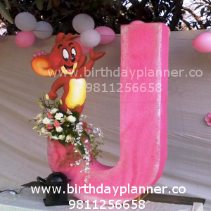 tom and jerry theme party decor ideas
