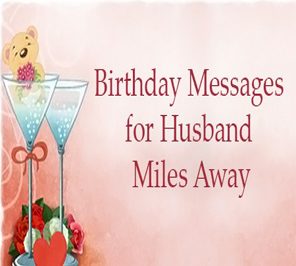 lovely message for hubby b'day