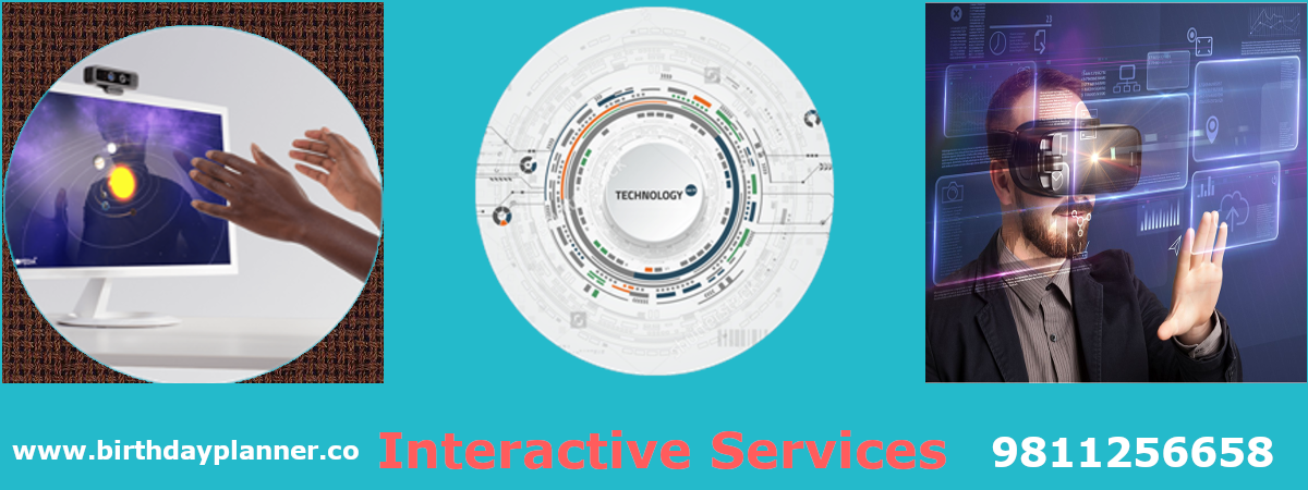 interactive services for events