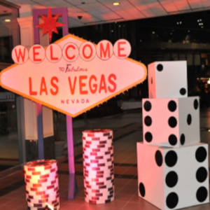 las vegas theme party organiser in delhi