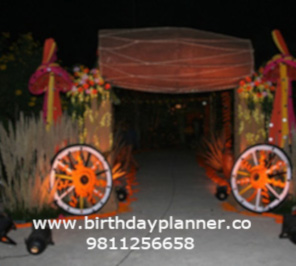 best theme party decorator in delhi