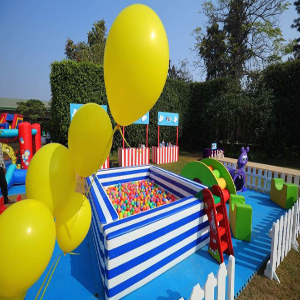 small ball pool for kids corner