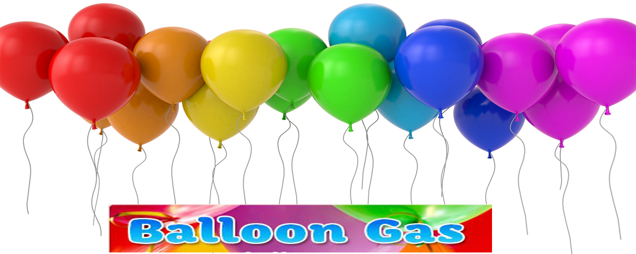 gas balloon decorator in delhi