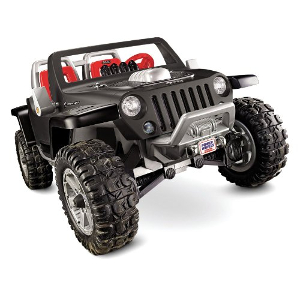 battery operated jeep for party