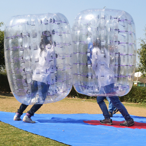 body zorbing for adult party