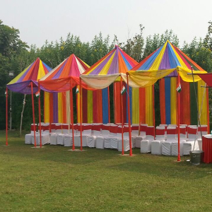 canopy for outdoor party